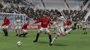 Pro Evolution Soccer 2009 Screenshot 2