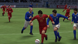 Pro Evolution Soccer 2009 Screenshot 5