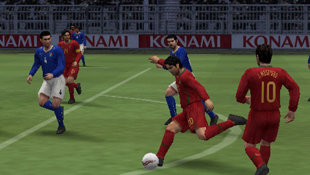 Pro Evolution Soccer 2009 Screenshot 6