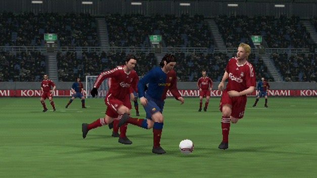 Pro Evolution Soccer 2009 Screenshot 7