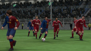 Pro Evolution Soccer 2009 Screenshot 8