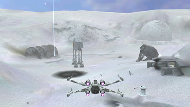 Star Wars Battlefront™: Elite Squadron™ Screenshot 1