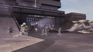 Star Wars Battlefront™: Elite Squadron™ Screenshot 8