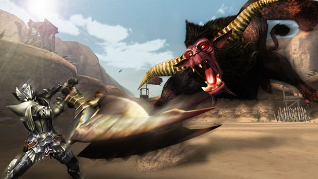 Monster Hunter Freedom Unite Screenshot 7
