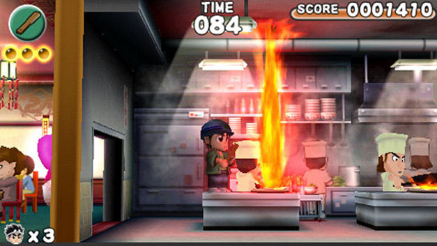 Hammerin' Hero™ Screenshot 1