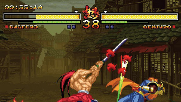 Samurai Showdown Anthology Screenshot 4