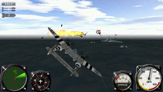 Air Conflicts: Aces of World War II Screenshot 1