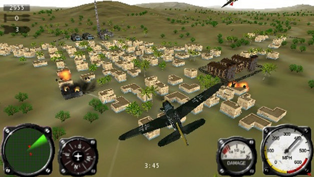 Air Conflicts: Aces of World War II Screenshot 4
