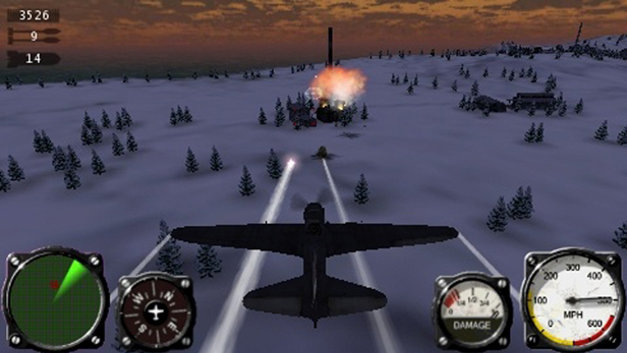 Air Conflicts: Aces of World War II Screenshot 7