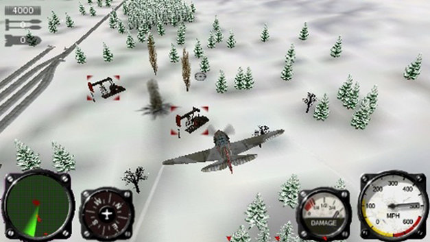Air Conflicts: Aces of World War II Screenshot 10