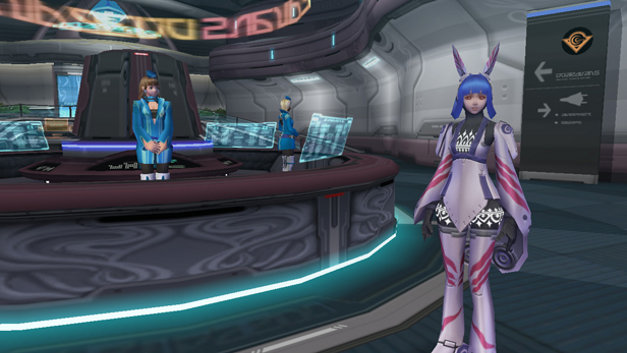 Phantasy Star™ Portable Screenshot 4