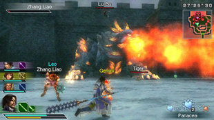 Dynasty Warriors®: Strikeforce Screenshot 3