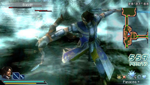 Dynasty Warriors®: Strikeforce Screenshot 6