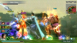 Dynasty Warriors®: Strikeforce Screenshot 9