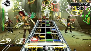 Rock Band Unplugged™ Screenshot 3