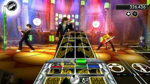 Rock Band Unplugged™ Screenshot 4