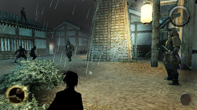 download game tenchu shadow assassins psp