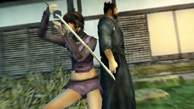 TENCHU®: Shadow Assassins Screenshot 4