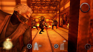 TENCHU®: Shadow Assassins Screenshot 9