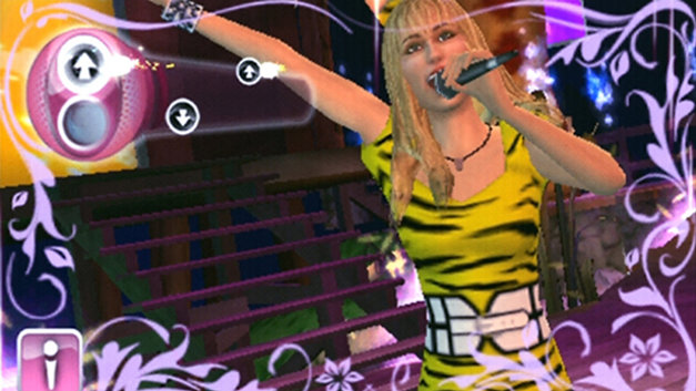Hannah Montana: Rock Out the Show Screenshot 1