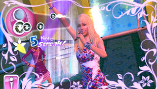 Hannah Montana: Rock Out the Show Screenshot 6