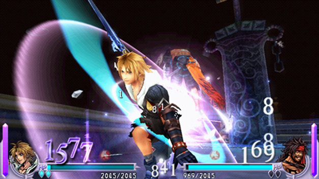DISSIDIA™ FINAL FANTASY® Screenshot 4