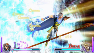 DISSIDIA™ FINAL FANTASY® Screenshot 6