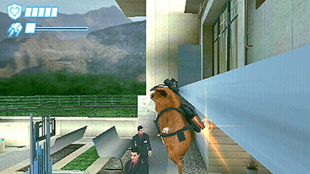 G-Force: The Video Game Screenshot 1