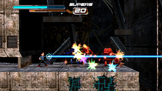 Astro Boy®: The Video Game Screenshot 4