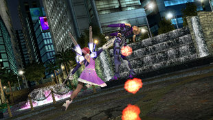 TEKKEN®6 PSP Screenshot 2
