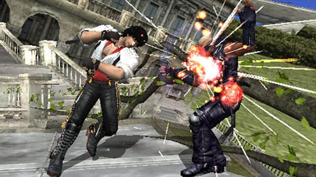 TEKKEN®6 PSP Screenshot 7