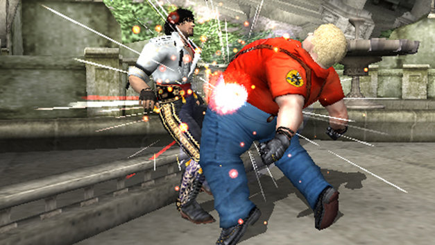 TEKKEN®6 PSP Screenshot 10