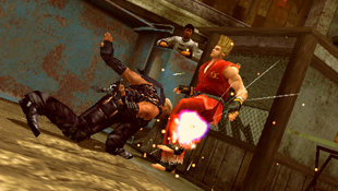 TEKKEN®6 PSP Screenshot 11