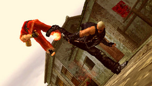 TEKKEN®6 PSP Screenshot 12