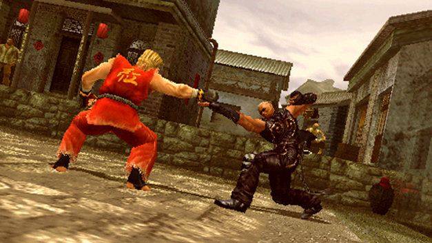 TEKKEN®6 PSP Screenshot 13