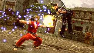 TEKKEN®6 PSP Screenshot 14