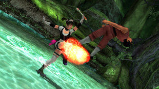 TEKKEN®6 PSP Screenshot 17