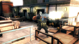 Army of Two™: The 40th Day Screenshot 3