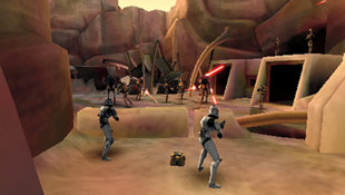Star Wars® The Clone Wars™ Republic Heroes™ Screenshot 2