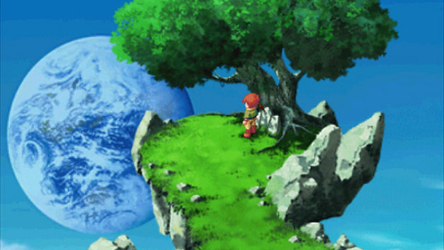 Lunar: Silver Star Harmony Screenshot 1