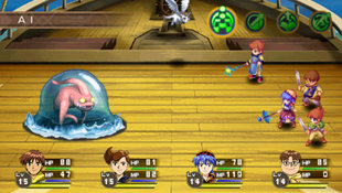 Lunar: Silver Star Harmony Screenshot 5