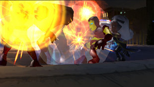 Marvel Super Hero Squad Screenshot 3
