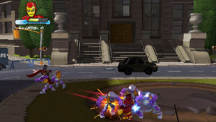Marvel Super Hero Squad Screenshot 6
