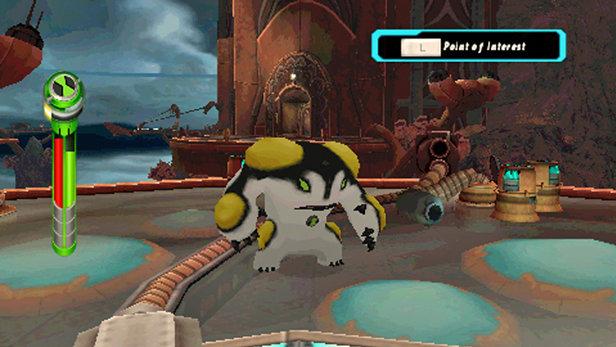 BEN 10 ALIEN FORCE™: Vilgax Attacks Game | PSP - PlayStation