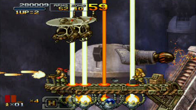 Metal Slug XX™ Screenshot 1