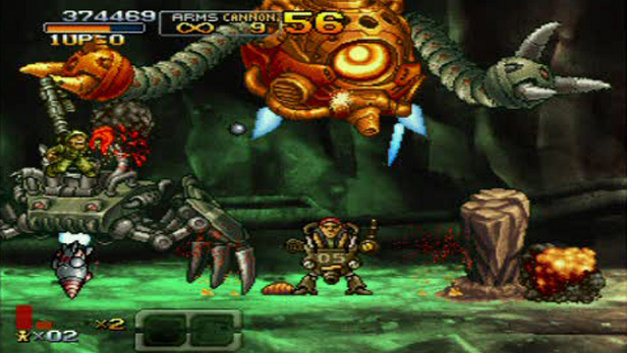 Metal Slug XX™ Screenshot 7