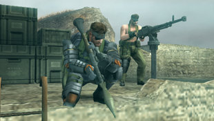 METAL GEAR SOLID®: PEACE WALKER Screenshot 2