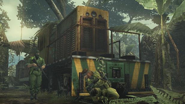 Metal Gear Solid Peace Walker Game Psp Playstation