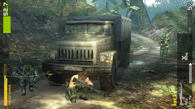 METAL GEAR SOLID®: PEACE WALKER Screenshot 4