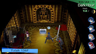 Shin Megami Tensei®: Persona®3 Portable Screenshot 2